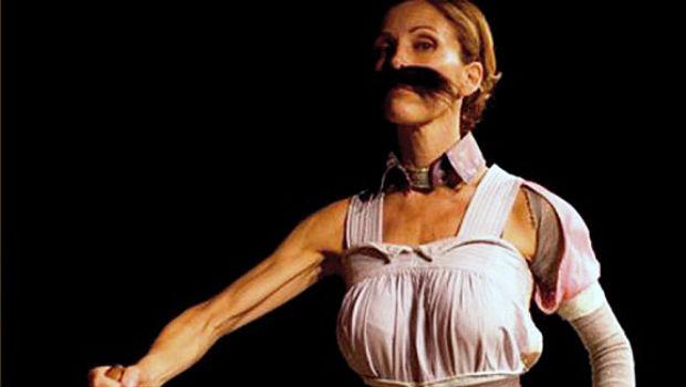 Tiziana Foschi in scena
