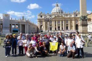 Il Centro Margherita in gita a Roma