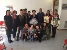 I-ragazzi-della-3-A-con-il-Sindaco-e-Caterina-Calabresi-300x225