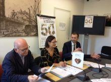 Mazzoni, Casini e Pierotti