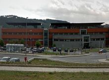 L'ospedale di Gubbio-Gualdo Tadino