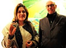 Gualdo Tadino, Il sindaco Presciutti e la presidente dell'Umbria Marini