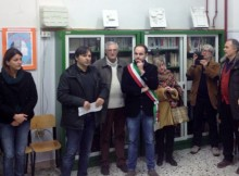Cantiano, il sindaco Piccini e il vice Sebastiani