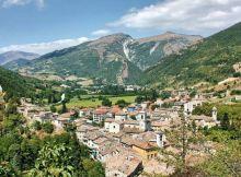 Cantiano, veduta panoramica