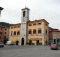 Panoramica del municipio di Cantiano
