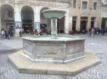 Fontana Piazza Repubblica Urbino