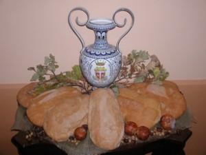 Il pane di Chiaserna attore principale della Piazza del Gusto