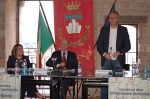 Intesa tra Marche ed Umbria