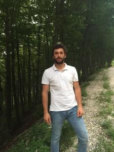 Daniele Tagnani Presidente Università degli Uomini Originari di Frontone