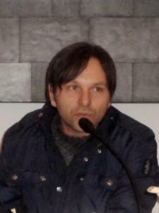 Il vice sindaco, professor Mirko Sebastiani