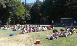 Campo scuola San Benedetto Fossato