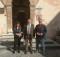 """Fiorello Primi - Presidente Clu """"I Borghi Più belli d'Italia"""" in visita al Castello di Sassoferrato"""