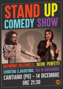 stand up cantiano