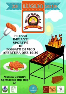 fossato barbecue day 2019