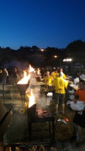 fossato's barbecue day