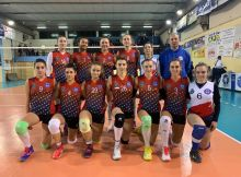 As Fossato volley squadra