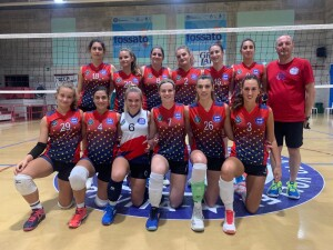 As Fossato volley 20-21
